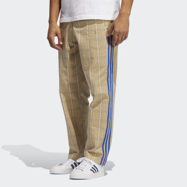 Men's Originals Beige adidas SPRT Collection MW Track Pants