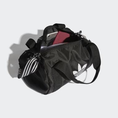 Originals สีดำ กระเป๋าสะพายไหล่ Adicolor