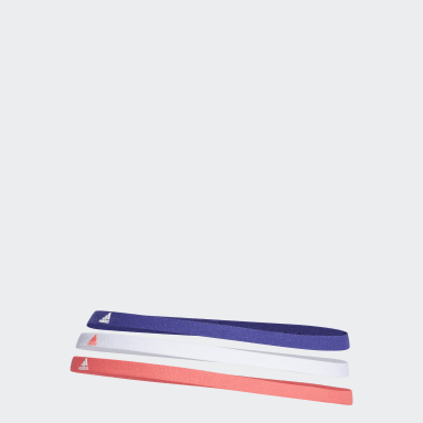 Volleyboll Lila Hairband 3 Pack