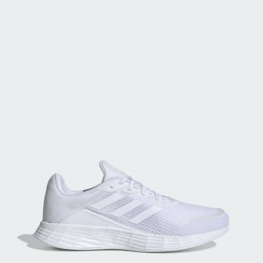Running White Duramo SL Shoes
