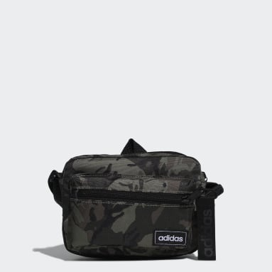 Essentials Green Classic Camo Organizer Bag