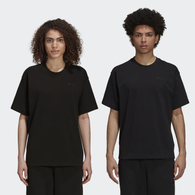 Originals Black Pharrell Williams Basics Shirt (Gender Neutral)