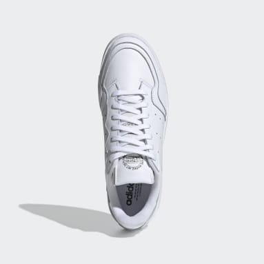 Scarpe Supercourt Bianco Originals