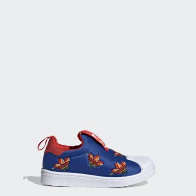 Børn Originals Blå Superstar 360 sko