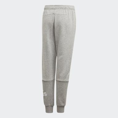 Jungen Sportswear Must Haves  Hose Grau