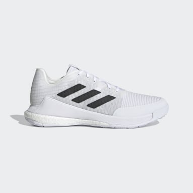 Sapatos de Voleibol CrazyFlight Branco Voleibol