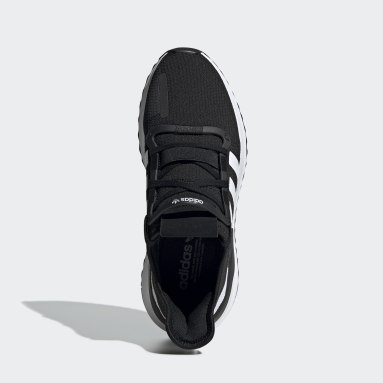 Zapatillas U_Path Run Negro Hombre Originals