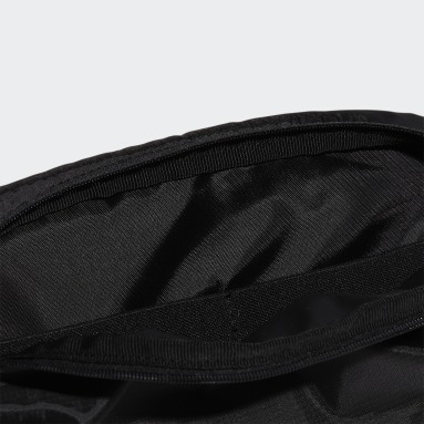 Tennis Black Run Waist Bag