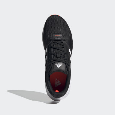 Men Running Black Runfalcon 2.0 Shoes