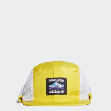 Originals Yellow FA Fishing Hat