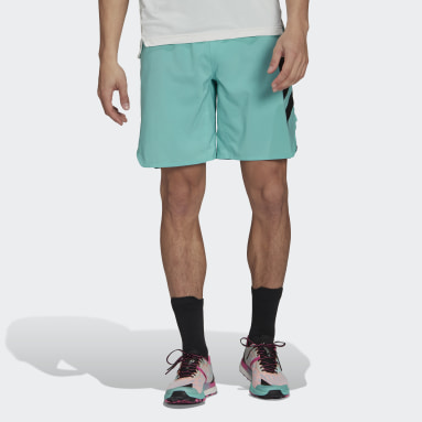 Männer TERREX TERREX Parley Agravic All-Around Shorts Grün