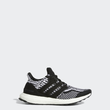 Youth Running Black ULTRABOOST 5.0 DNA J