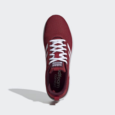 Men's Lifestyle Burgundy Lite Racer CLN Shoes