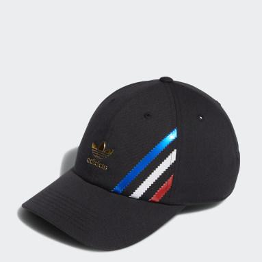Men's Originals Black Look to 2024 Strap-Back Hat