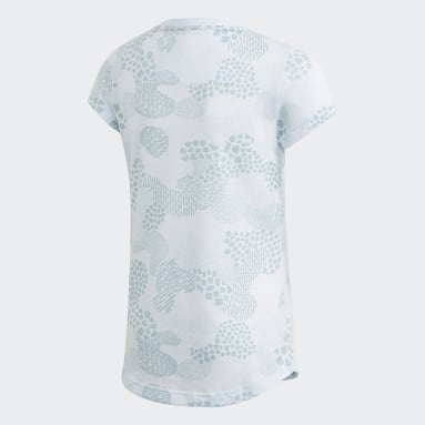 Girls Yoga Blue Must Haves Graphic Tee