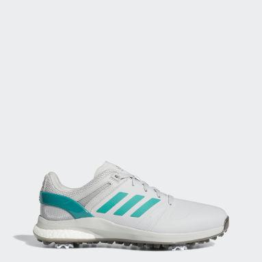 Golf šedá Boty EQT Wide Golf