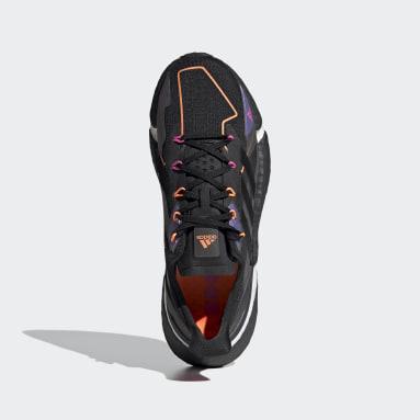 Lifestyle zwart X9000L4 HEAT.RDY Schoenen