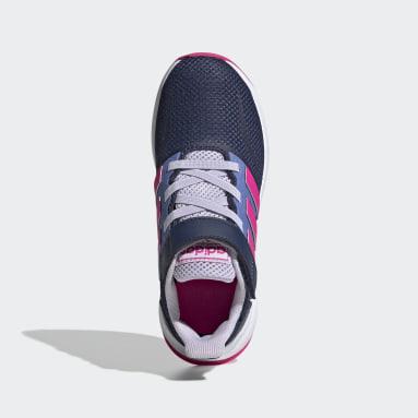 Kids 4-8 Years Running Blue Run Falcon Shoes