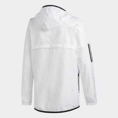 Men's Sportswear White Sport 2 Street WND Jacket