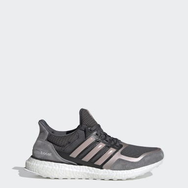 Women Running Grey Ultraboost DNA S&L Shoes