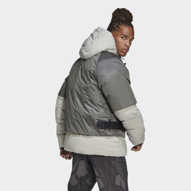 Men's TERREX Grey COLD.RDY Down Jacket
