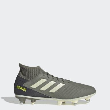 Football Green Predator 19.3 Soft Ground Boots