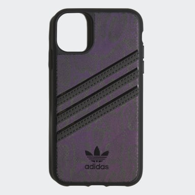 Funda iPhone 11 Samba Molded Negro Originals