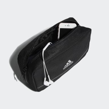 Men Golf Black Reversible Pouch