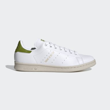 Men Originals White Stan Smith Yoda Shoes