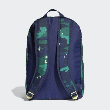 Barn Originals Grön Camo Classic Backpack