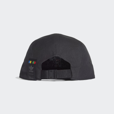 Originals สีดำ หมวกแก๊ป Goofy ทรง Five-Panel