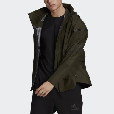 Men City Outdoor Black MYSHELTER Parley RAIN.RDY Jacket