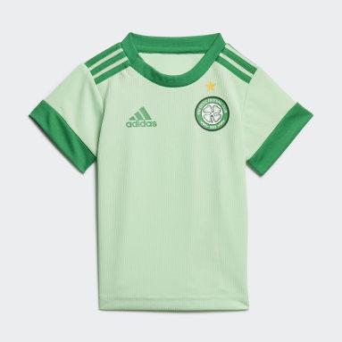 Miniconjunto segunda equipación Celtic FC 20/21 Verde Niño Fútbol