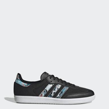 Originals zwart Samba Schoenen
