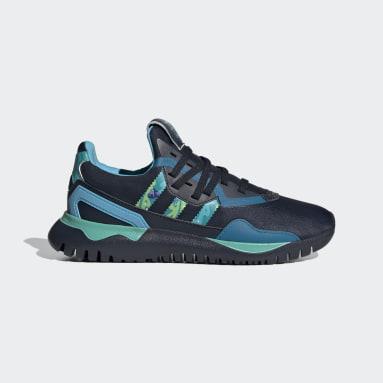 Kinder Originals Originals Flex Schuh Blau