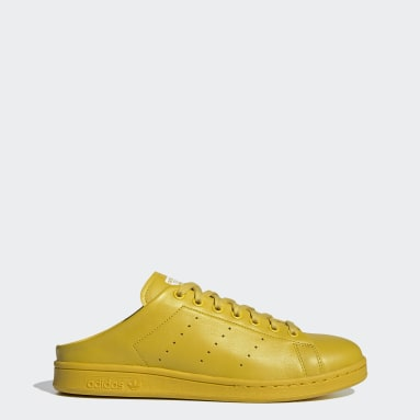 Originals Yellow Stan Smith Slip-on Shoes