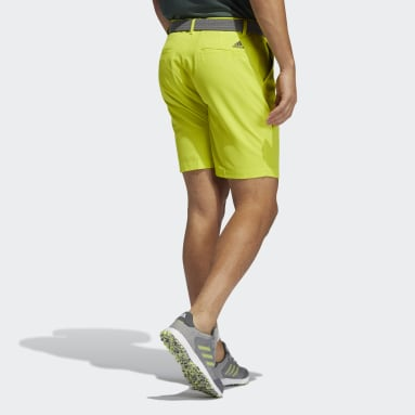 Men's Golf Yellow Ultimate365 Core 8.5-Inch Shorts