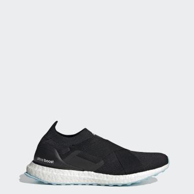 Kvinder Løb Sort Ultraboost Slip-On Swarovski® DNA sko