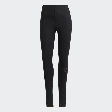 Dam adidas by Stella McCartney Svart adidas by Stella McCartney TrueStrength Yoga Tights