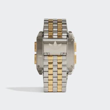 Originals Zilver ARCHIVE_M1 Horloge