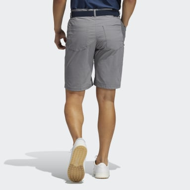 Men Golf Grey Go-To Five-Pocket Shorts