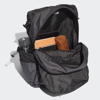 Originals Black R.Y.V. Toploader Backpack