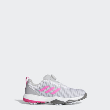Children Golf Grey CodeChaos Boa Golf Shoes