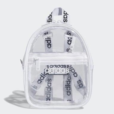 Training White Clear 2 Mini Backpack