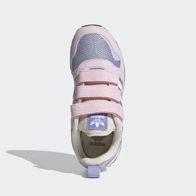 Børn Originals Pink ZX 700 HD sko