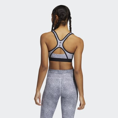 Women Yoga Black adidas x Peloton Believe This Bra