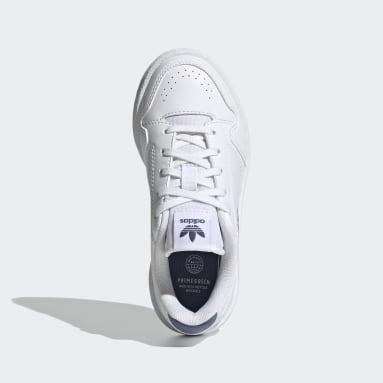 Kinderen Originals Wit NY 90 Schoenen