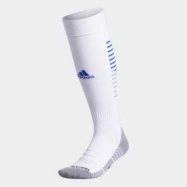 Training White Team Speed 2 Socks