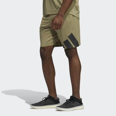 4KRFT Shorts Zielony