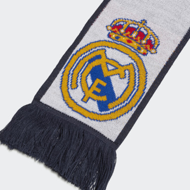 Écharpe Real Madrid blanc Soccer